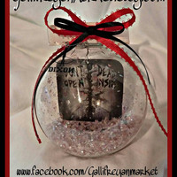 Limited Edition The Walking Dead Jumbo Glass Ornament