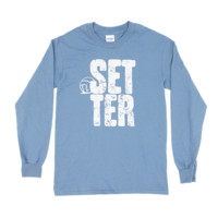 Lucky Dog Volleyball :: Big Setter Position Long Sleeve11.169.B44.SM