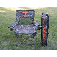 Tennessee Volunteers NCAA Ultimate Real Tree Camo Adult Tailgate Chair