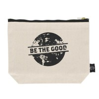 Be The Good Globe Cosmetic Bag