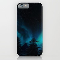 Stary Night  iPhone & iPod Case by North Star Artwork