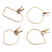 Contour Key Rings - A+R Store
