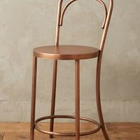Brasserie Counter Stool by Anthropologie