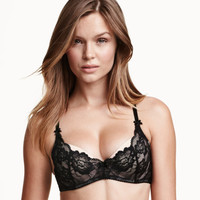Padded Underwire Bra - from H&M