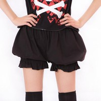Kawaii Cosplay Shorts Lolita Bloomers Pantalooms for Women 5 Colors