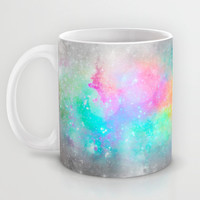 The Soul Becomes Dyed With the Colors of it's Thoughts (Galactic Watercolors) Mug by soaring anchor designs ⚓   Society6