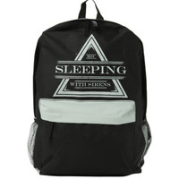 Sleeping With Sirens Triangle Logo Backpack