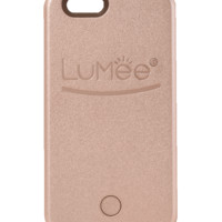 LuMee - Rose Gold - LED Light up Case - iPhone 6 - designed by Kim Kardashian! – SHAIDE BOUTIQUE