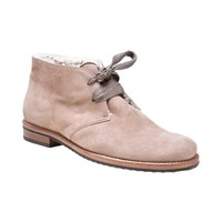 Henry Cuir Desert Bootie - Lawrence Covell - Farfetch.com