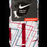 """Custom Elites Everyone's #1 Choice By Thesockgame.com — Custom Socks for KD7 """"Independence Day"""" Shoes (Red Socks)"""