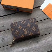 shosouvenir Louis Vuitton LV  Clutch Bag Wristlet Wallet Purse