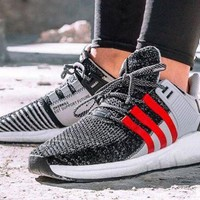 DCCKGV7 Adidas Overkill EQT Equipment Support 93/17 Boost Sprot Shoes Running Shoes Men Women Casual Shoes BY2913