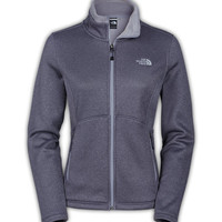The North Face Women's Jackets & Vests FLEECE ATHLETIC WOMEN'S AGAVE JACKET