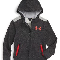 Under Armour French Terry Hoodie (Toddler Boys & Little Boys) | Nordstrom