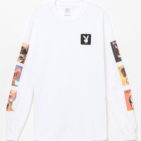 Good Worth x Playboy Covers Long Sleeve T-Shirt at PacSun.com
