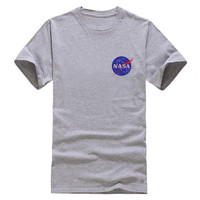 Womens and Men NASA Print T-Shirts