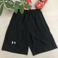 """Under Armour"" Fashion Casual Beach Pants Summer Sports Cotton Shorts G-YF-MLBKS"