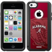 """""""Alabama - Watermark"""" Alabama design on OtterBox® Commuter Series® Case for iPhone 5c in Black"""
