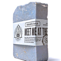 Meet Me At The Waterfront Shave Soap Bar