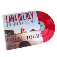 Lana Del Rey: Honeymoon (Colored Vinyl) Vinyl 2LP