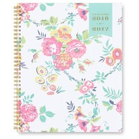 """Day Designer Weekly/Monthly Planner, 2016-2017, 142pgs, 8.5"""" x 11"""" - Multicolor"""