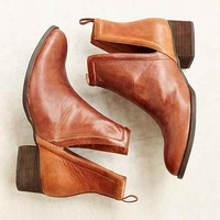 Jeffrey Campbell Leather Muskrat Boot- Brown
