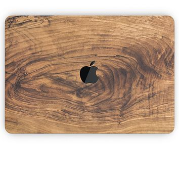 Raw Wood Planks V11 - Apple MacBook Pro, Pro with Touch Bar or Air Skin Decal Kit (All Versions Available)