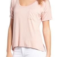 Amour Vert Paxton Pocket Tee | Nordstrom
