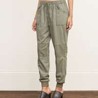 A&F Banded Jogger