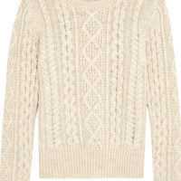 Étoile Isabel Marant - Nilsen cable-knit wool sweater