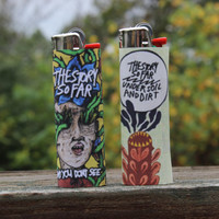 The Story So Far Full Size Lighters