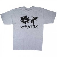 Toy Machine Skateboards Toy Machine Electric Monster T-Shirt