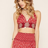 R by Raga Floral Cropped Cami