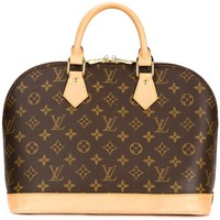 Louis Vuitton Vintage Signature Tote - Bella Bag - Farfetch.com