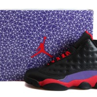 [Free Shipping ]Air Jordan 13 Transformers Basketball Sneaker