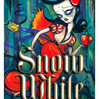 Snow White book (signed copy)