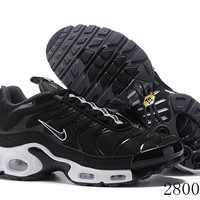Hcxx 19July 1217 Nike Air Max Plus Retro Sports Flyknit Running Shoes