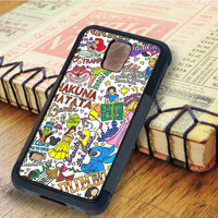 Collage Art Disney All Character Disney   For Samsung Galaxy S6 Cases   Free Shipping   AH0458