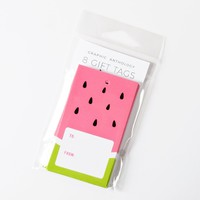 Watermelon Gift Tag
