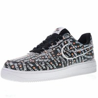 """Just do it """"Nike Air Force 1 Low LX """"Just do it LOGO"""" Sneaker AO3977-001"""