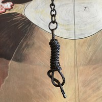 Noose Rope Keychain