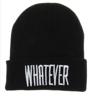 Whatever Adult Elastic Knitted Cap