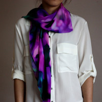 SOLD OUT Daydreaming Silk Scarf