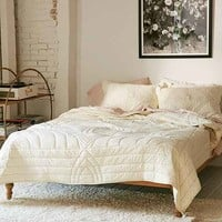 Plum & Bow Arisa Embroidered Quilt