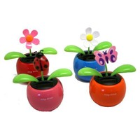 Solar Dancing Toy (Sold individually, styles vary)