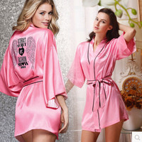 Gowns Sleepwear [4918217348]