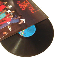 FALL SALE Kool and The Gang Something Special Vinyl Record 1981 Disco Be My Lady Take My Heart LP Album