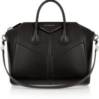 Givenchy - Medium Antigona bag in black leather