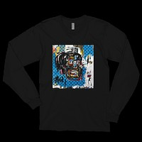 "Limited ""LV x JMB"" Skull Concept L/S Tee (Available in Black & White)"