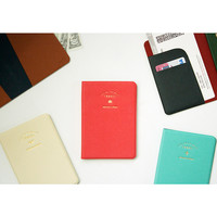 After The Rain Take me anywhere travel passport case